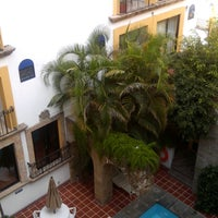 Photo taken at De Mendoza Hotel by César G. on 10/8/2016