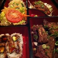 Photo taken at Zuma Sushi Bar by Amanda H. on 10/12/2012