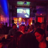 Photo taken at Loft Martini Lounge by Kevin B. on 3/24/2013