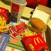Photo taken at McDonald's by Julia B. on 3/29/2013