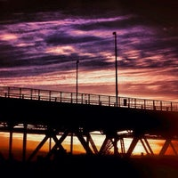 Photo taken at Story Bridge by Rodrigo B. on 1/16/2013