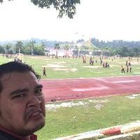 Photo taken at Sekolah Sultan Alam Shah (SAS) by Imran N. on 5/3/2016
