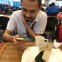 Photo taken at Intel KM2/3 Cafeteria by HaniFF B. on 11/30/2016
