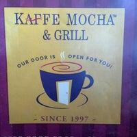 Photo taken at Kaffe Mocha & Grill by Leesa M. on 11/16/2012