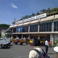 Photo taken at Husein Sastranegara International Airport (BDO) by Dhaniswara D. on 5/24/2013