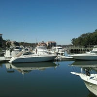 Photo taken at Shelter Cove Marina by David F. on 2/9/2013