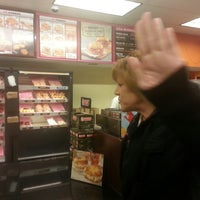 Photo taken at Dunkin Donuts by Jerry T. on 2/27/2013