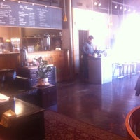 Photo taken at Pasha Coffee & Tea by Maggie S. on 2/13/2014
