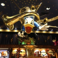 Photo taken at Mickey's PhilharMagic by Eduardo T. on 5/9/2013