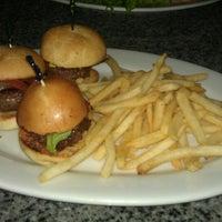 Photo taken at Burger Bar by Anna on 4/8/2013