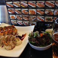 Photo taken at Crazy Mike's Sushi by Stephanie A. on 11/2/2013
