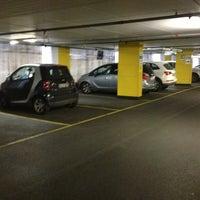 Photo taken at Parcheggio Corso Bolzano - Stazione Porta Susa by Ross d. on 3/20/2013