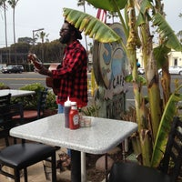 Photo taken at Swamis Cafe by Dave K. on 4/21/2013