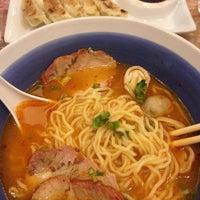 Photo taken at Hachiban Ramen by shrimp s. on 11/20/2016
