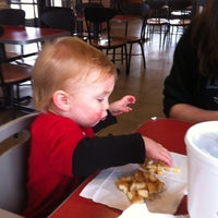 Photo taken at Jack in the Box by Barb F. on 1/26/2013