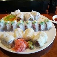 Photo taken at Sushi Katana by Dave N. on 4/17/2013