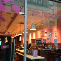 Photo taken at The Hummingbird Bakery by Saden A. on 1/4/2013