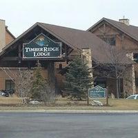 Photo taken at Timber Ridge Lodge & Waterpark by nancy m. on 1/20/2013
