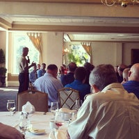 Photo taken at Springfield Golf and Country Club by Alex B. on 10/5/2013