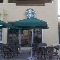 Photo taken at Starbucks by Elsa M. on 1/25/2013
