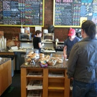 Photo taken at The Daily Grind (aka The Fells Grind) by Jen L. on 5/17/2013