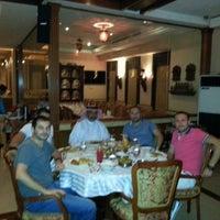 Photo taken at Yesterday Restaurant & Pub by Ali Toygar A. on 10/8/2013