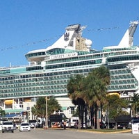 Photo taken at Port Everglades Terminal 25 by Kristina K. on 12/22/2012