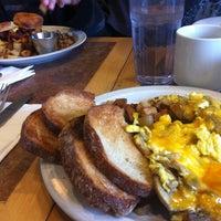 Photo taken at Eats Market Café by Karen S. on 4/13/2013