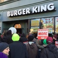 Photo taken at Burger King by John Pepper on 12/4/2014