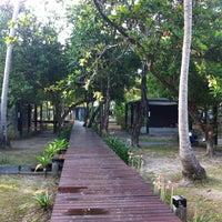 Photo taken at Costa Lanta Resort Koh Lanta by Thitinun B. on 3/30/2014