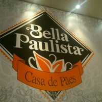 Photo taken at Bella Paulista by Rafael D. on 1/1/2013