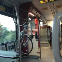 Photo taken at MetroRail - MLK Jr. Station by Carlos M. on 6/13/2015