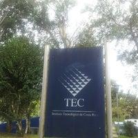 Foto tomada en Instituto Tecnológico de Costa Rica por Ramón R. el 11/8/2013