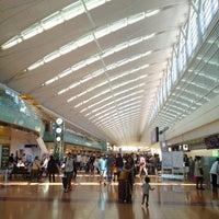 Photo taken at HND Terminal 2 by okamon on 5/4/2013
