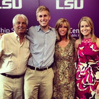 Photo taken at LSU- Manship School Of Mass Communication by Jesse B. on 4/28/2013