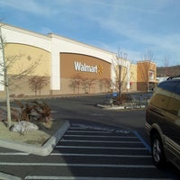 Photo taken at Walmart Supercenter by Rick F. on 2/22/2013