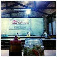 Photo taken at Warung Sate Shinta by Ismo S. on 4/1/2013