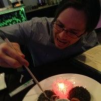 Photo taken at K Asian Bistro Sushi Bar by Sebastian F. on 3/28/2013