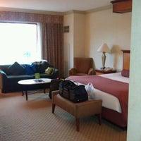 Photo taken at Harrah's Joliet Hotel & Casino by Joshua M. on 7/26/2013