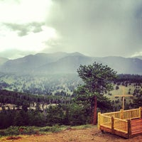 Photo taken at YMCA of the Rockies by Alexis A. on 7/10/2013