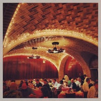 Photo taken at Grand Central Oyster Bar by Chris on 7/11/2013