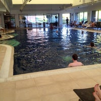 Photo taken at Donnington Valley Hotel & Spa by Claire P. on 3/8/2014
