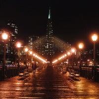 Photo taken at Pier 7 by Rafael S. on 3/20/2013