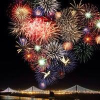 Photo taken at San Francisco-Oakland Bay Bridge by Rafael S. on 10/3/2013
