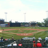Photo taken at Arm & Hammer Park by Mark M. on 6/3/2012