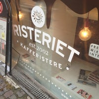 Photo taken at Risteriet by Thomas R. on 1/12/2012