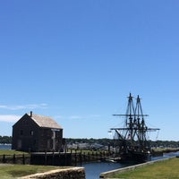 Photo taken at Pickering Wharf by Jeana C. on 7/5/2014
