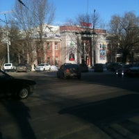 Photo taken at Кинотеатр Темп by Stas S. on 1/29/2013