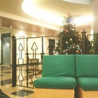 Photo taken at West Point Hotel Verona by IkCoffeeer on 1/6/2013