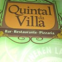 Photo taken at Quintal da Villa Restaurante by Emilia F. on 1/5/2013